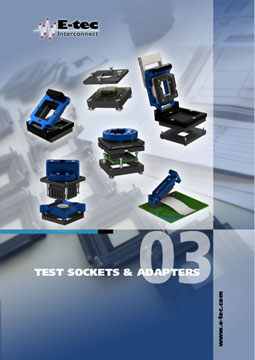 test sockets & adapters